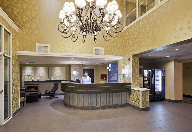 Holiday Inn Express Hotel & Suites Berkeley, Berkeley, Lobby