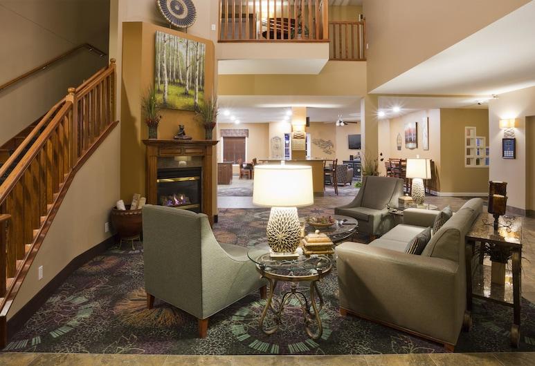 GrandStay Residential Suites Hotel- Saint Cloud, St Cloud, Lobi