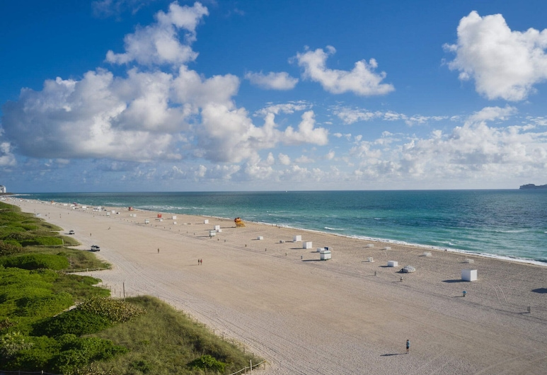 Ocean Five Hotel, Miami Beach, Strand