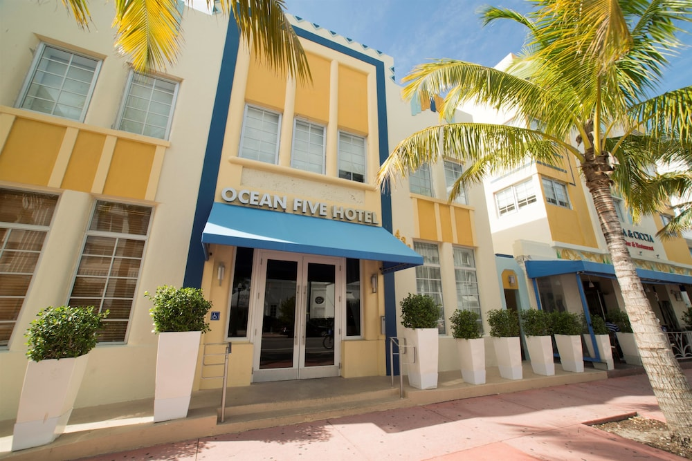 Ocean Five Hotel Miami Beach