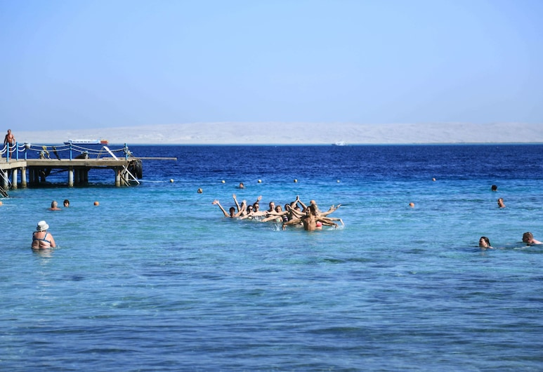 Minamark Resort & Spa, Hurghada, Strand