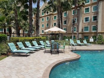 Foto van Hawthorn Suites by Wyndham Lake Buena Vista, a staySky Hotel in Orlando