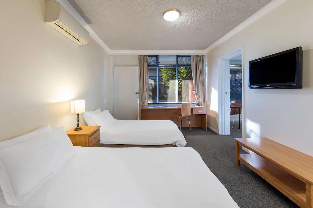 Сімейний номер-люкс, багатомісний номер, для некурців (2 Bedrooms) - Номер