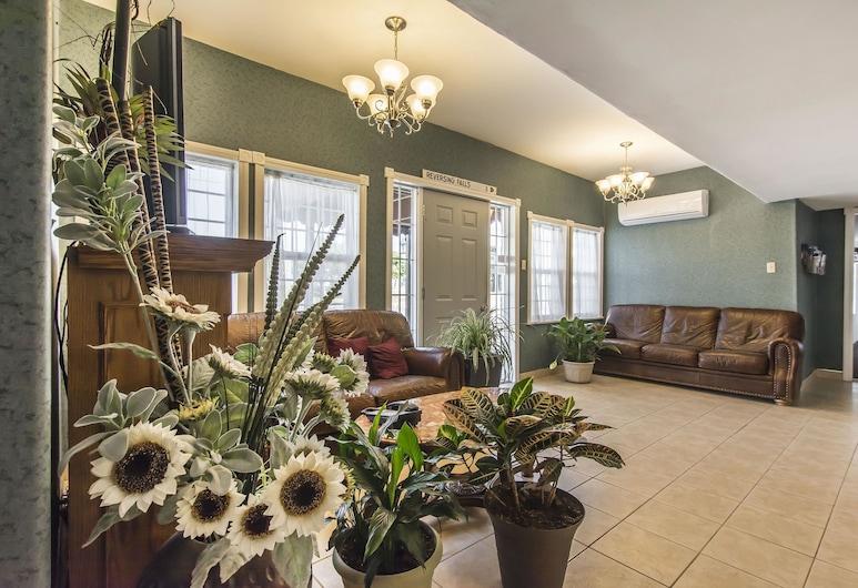 Econo Lodge & Suites Saint John, Saint John, Lobby
