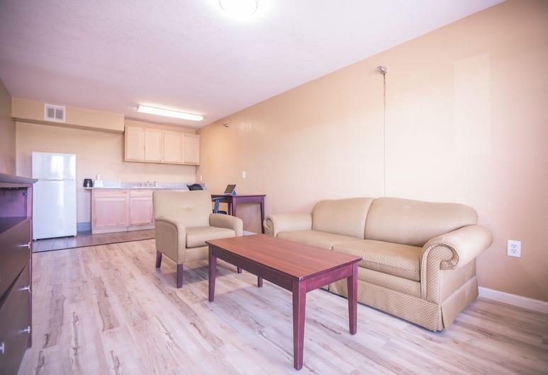 The Crossroads Hotel & Suites, Irving, Lakosztály, Vendégszoba