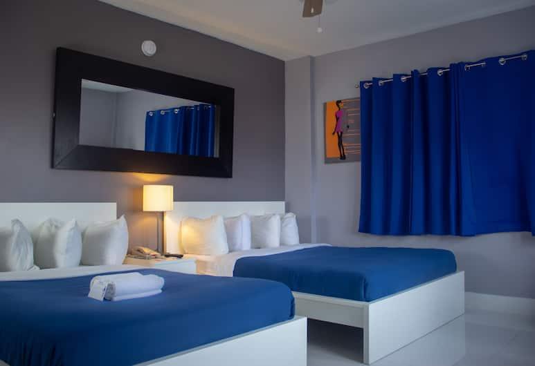 Princess Ann Hotel, Majami Bičas, dvivietis kambarys, Svečių kambarys