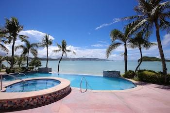 Mynd af Hotel Santa Fe Guam í Tamuning