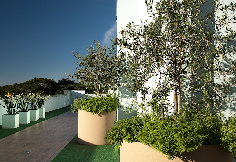 Holiday Inn Porto Alegre, Porto Alegre, Terrass