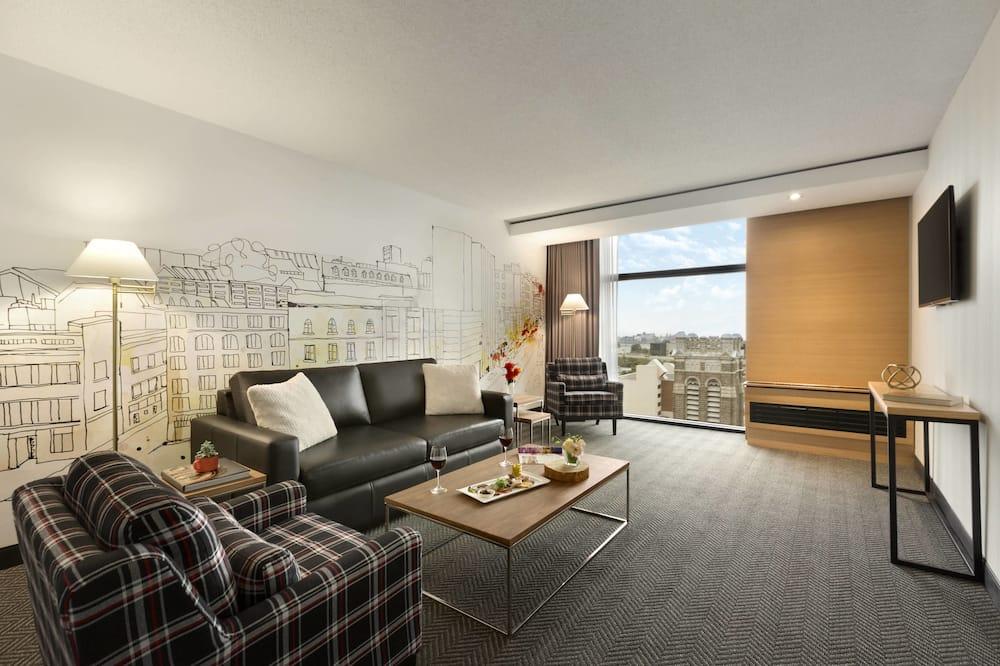 Habitación, 1 cama King size, para no fumadores (Parlor) - Habitación