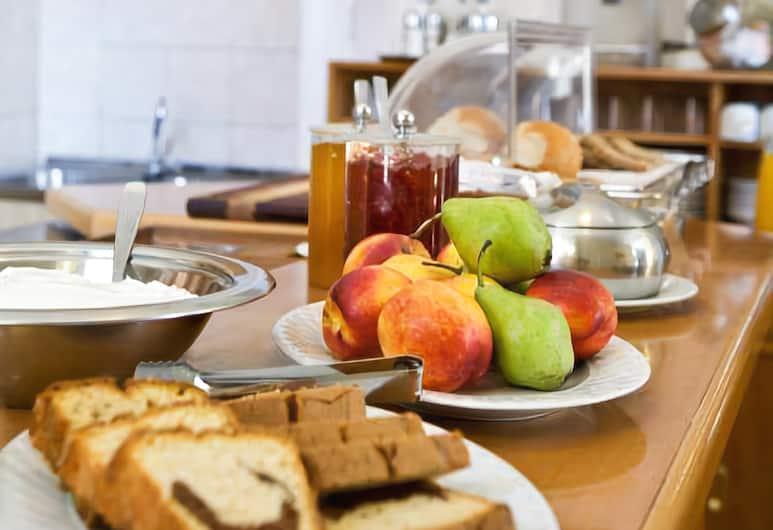 Cecil Hotel, Athen, Frühstücksbereich