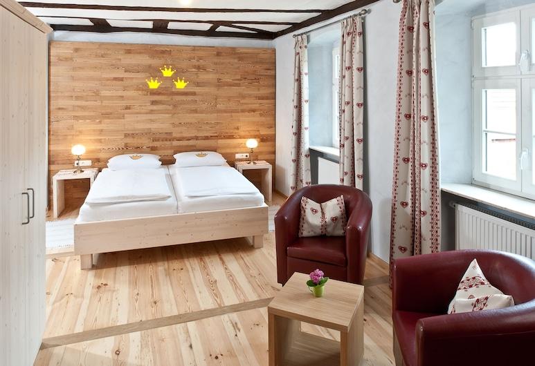 Hotel & Brauereigasthof Drei Kronen, Memmelsdorf, Double Room (Flair Plus), Guest Room
