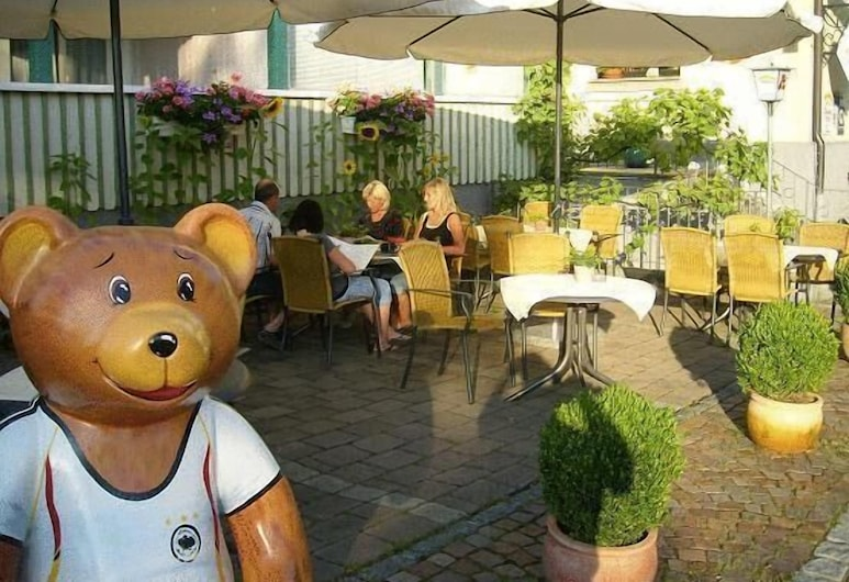 Teddybärenhotel ®, Кресброн, Терраса/ патио