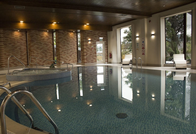 Scotlands Spa Hotel, Pitlochry, Alberca cubierta