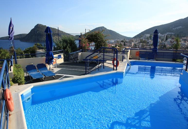 Heliotopos Apartments, Nafplio, Pool