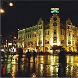 Πρόσοψη ξενοδοχείου - βράδυ/νύχτα