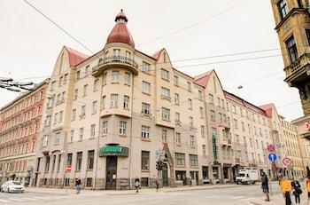 Restplasser til Riga