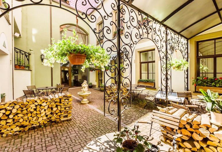 "Old Riga Boutique Hotel ""Vecriga"", Ryga, Fontanna"