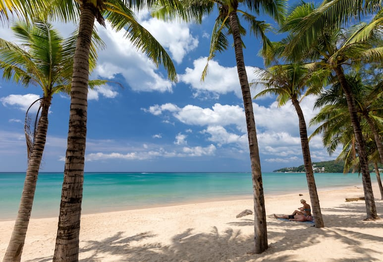Kamala Beach Resort a Sunprime Resort, Kamala, Kilátás a hotelből