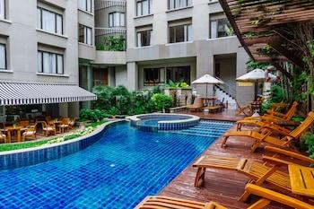Foto av Silom Serene Hotel i Bangkok