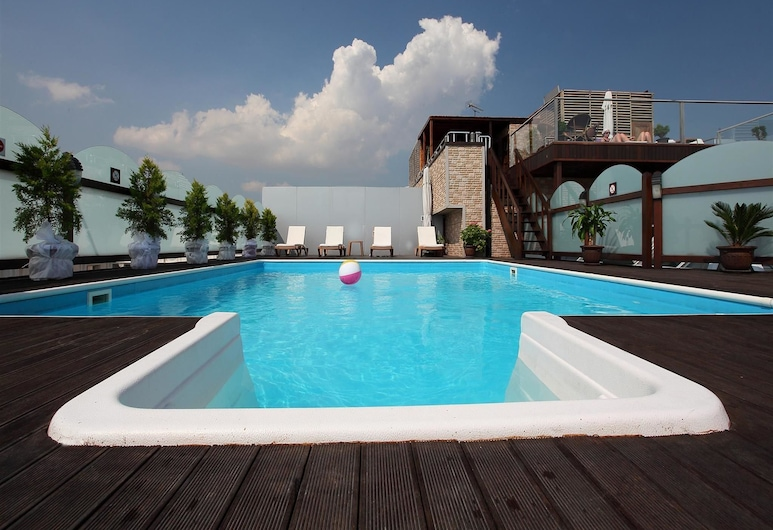 Hotel Vicenza, Istanbul, Rooftop Pool