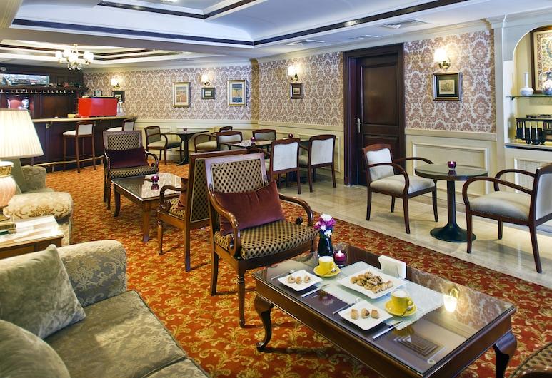 Orient Express Hotel, Istambuł, Poczekalnia hotelowa