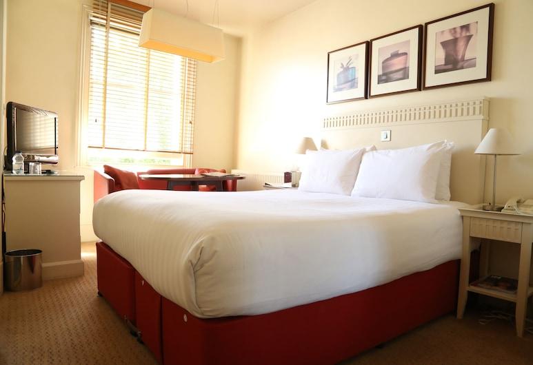 Kensington House Hotel, London, Superior Double Room, Guest Room