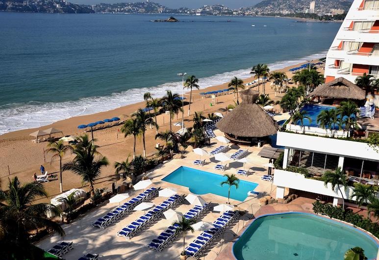 HS HOTSSON Smart Acapulco, Acapulco, Plage