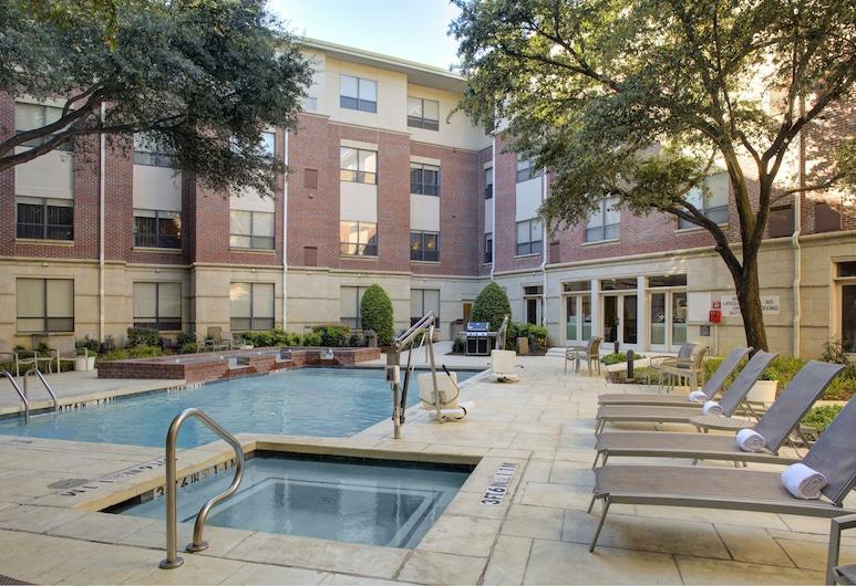 HYATT house Dallas/Lincoln Park, Dallas, Außen-Whirlpool