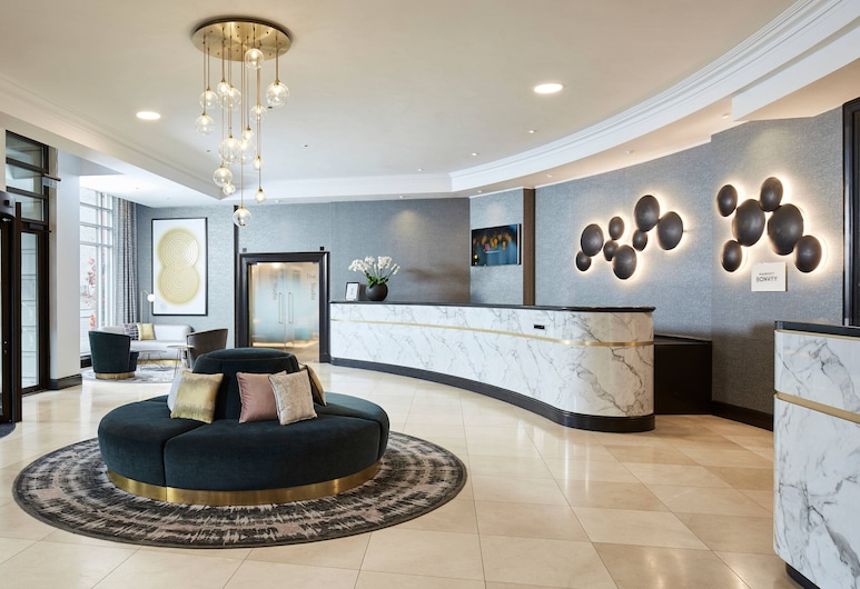 London Marriott Hotel Maida Vale, London, Vestibyle