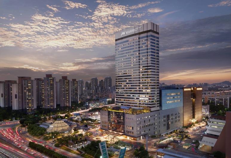JW 메리어트 호텔 서울, 서울특별시, 외부