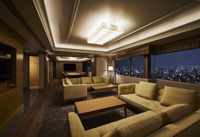 Tobu Hotel Levant Tokyo, Tokyo, Suite, Non Smoking (Levant Suite, No Tower View), Guest Room