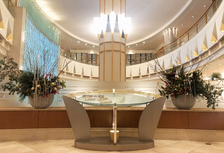 Tobu Hotel Levant Tokyo, Tokio, Hoteleingang