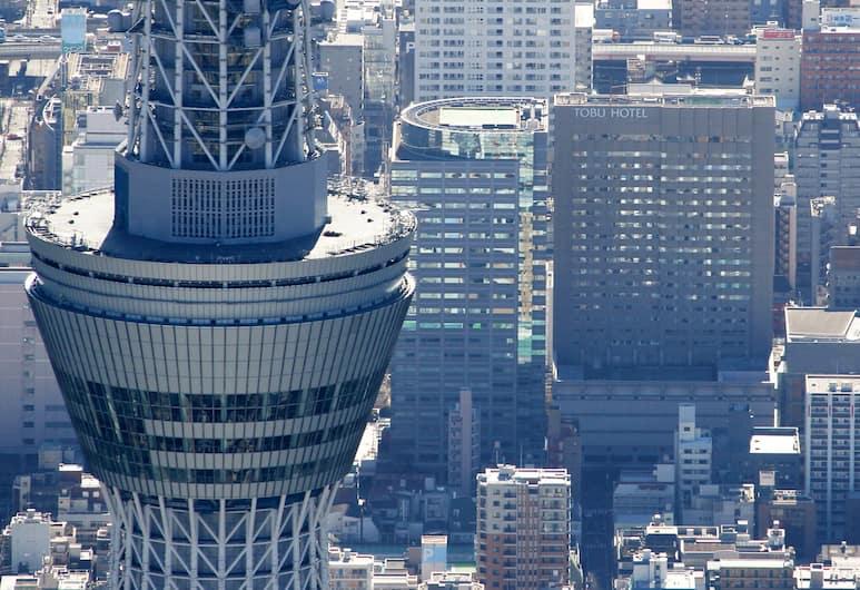 Tobu Hotel Levant Tokyo, Tokió, Madártávlatú nézet
