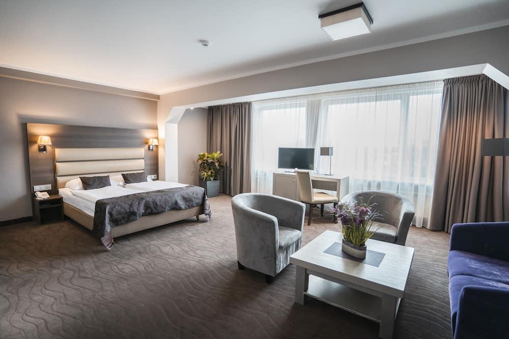 Apartmán (with kitchenette) - Obývačka