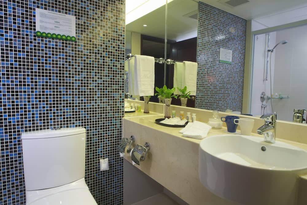 Club room with 3 meals (Single occupancy) - Bathroom