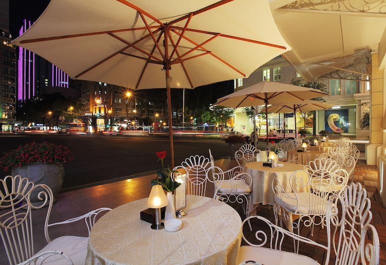 西貢歐式飯店, 胡志明市, 露台