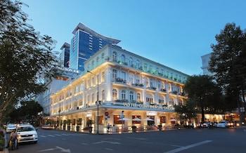 胡志明市西貢歐式飯店的相片