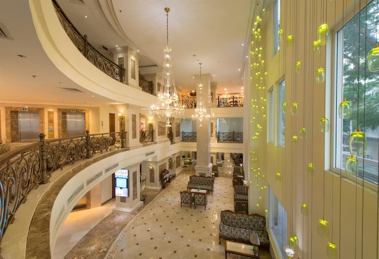 Grand Hotel Saigon, Ho Chi Minh City, Lobby