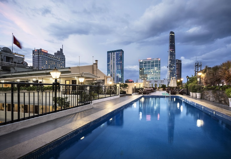 Rex Hotel, Ho Chi Minh City, Outdoor Pool