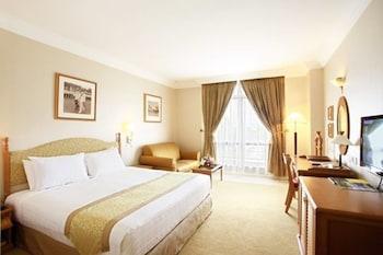 ภาพ โรงแรมและห้องชุดเมอร์เดก้าพาเลซ ใน กูชิง