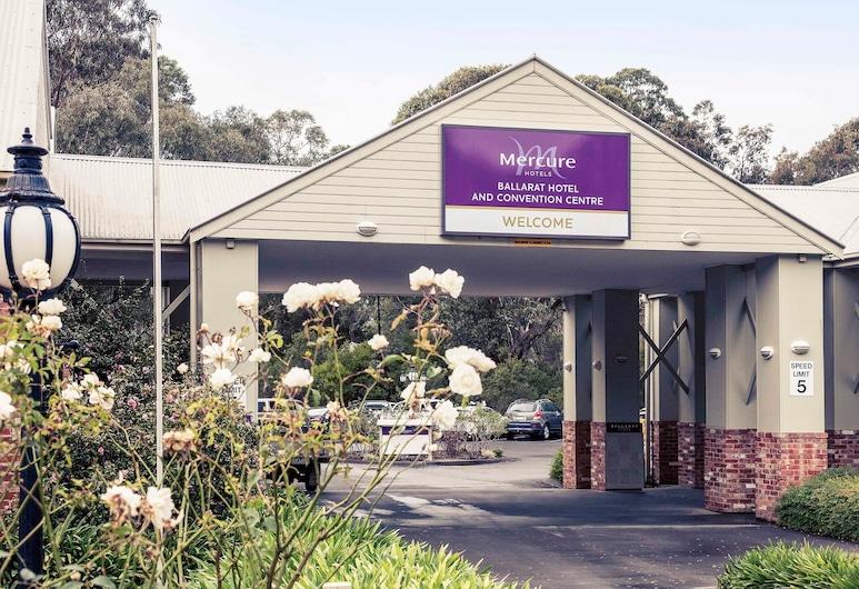 Mercure Ballarat Hotel and Convention Centre, Golden Point (Ballarat), Fassaad