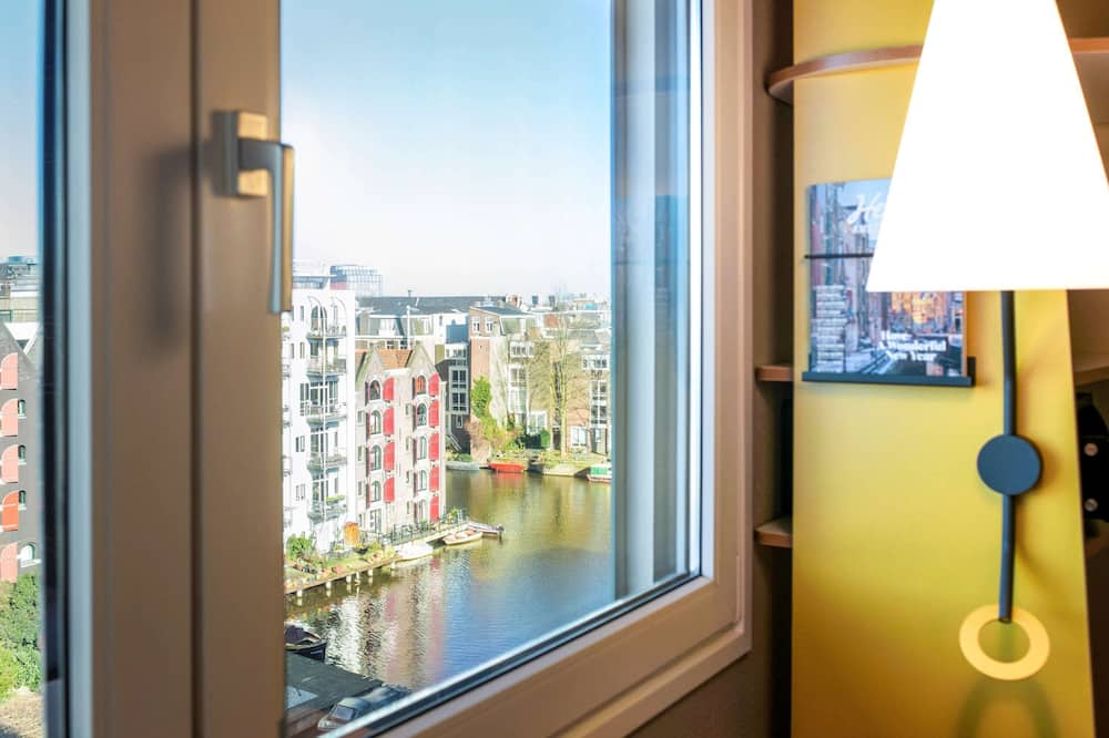 Premium-Doppelzimmer, 1 Doppelbett, Ausblick (NEW SWEET BED BY IBIS) - Blick auf die Stadt