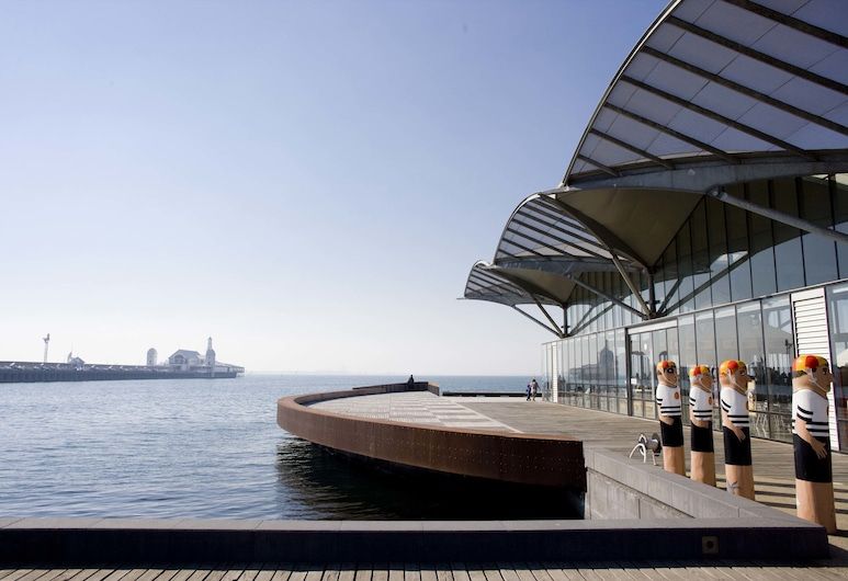 Rydges Geelong, Geelong, Soba, 1 king size krevet, pogled na zaljev, Soba za goste