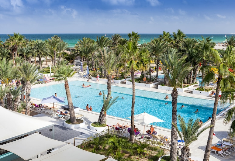 Palm Beach Club Marmara Djerba - All Inclusive, Midoun, Pool