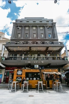 Picture of Hotel Richmond on Rundle Mall in Adelaide