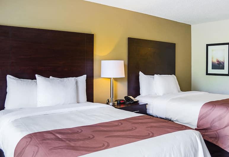 Quality Inn Vicksburg, Vicksburg, Standard Room, Bilik Tamu