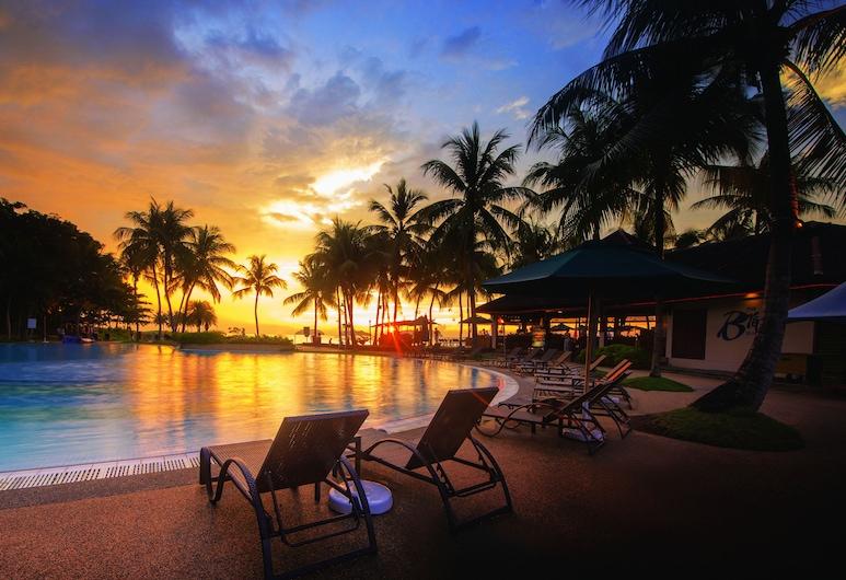 The Pacific Sutera Hotel, Kota Kinabalu, Pool