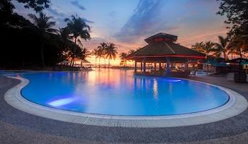 Fotografia do The Pacific Sutera Hotel em Kota Kinabalu
