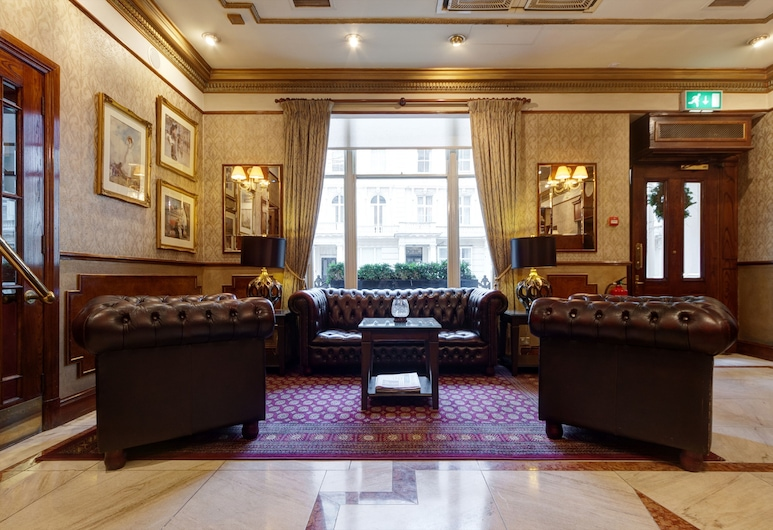 Berjaya Eden Park London Hotel, Londra, Hall