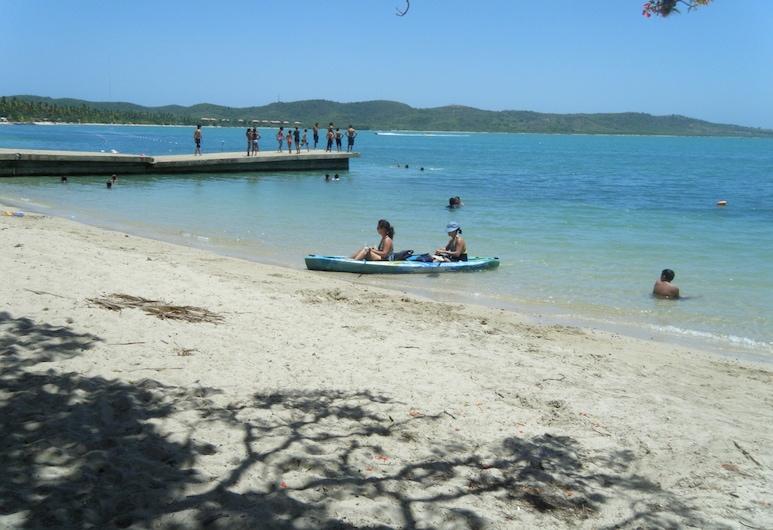 Parador Boquemar, Cabo Rojo, Ranta